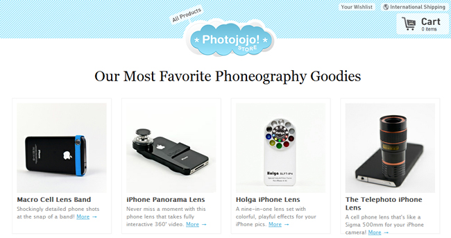 Add a Lens - Photojojo