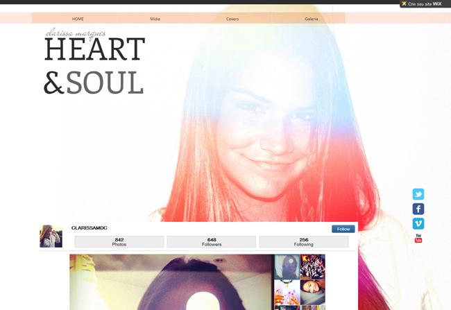 Clarissa Marques Music - Instagram App