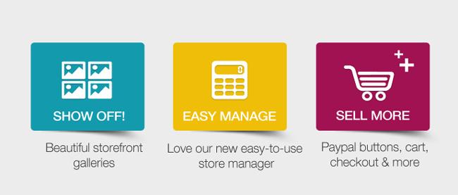eCommerce for HTML5 websites!