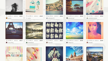 6 Cool Ways of Viewing Instagram on the Web‬