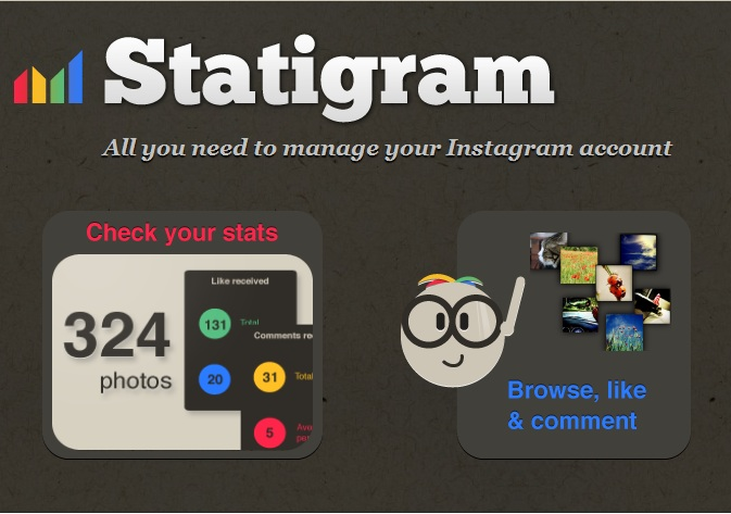 6 Cool Ways of Viewing Instagram on the Web - Statigr.am