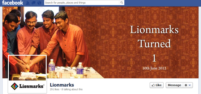 Facebook Cover By Lionmarks