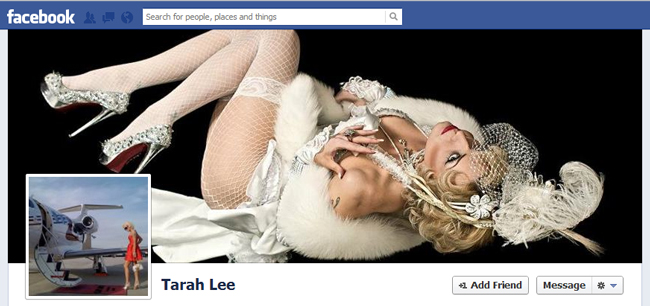Facebook Cover By Tarah Lee