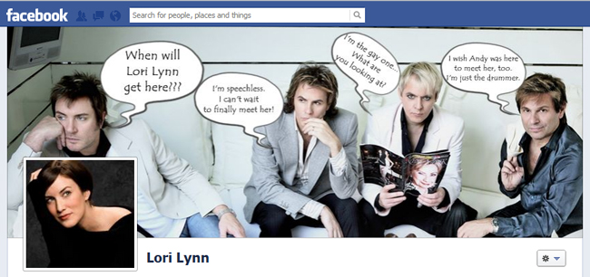 Facebook Cover By Lori Lynn