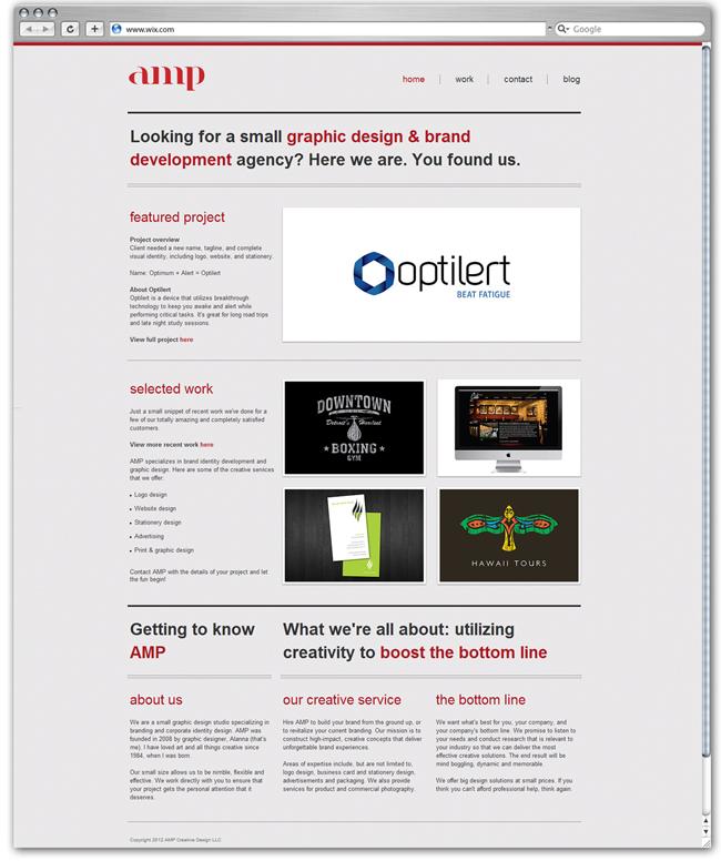 amp Creative Design Designed by ampcreativedesig