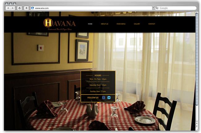 Havana Restaurant | Bahrain