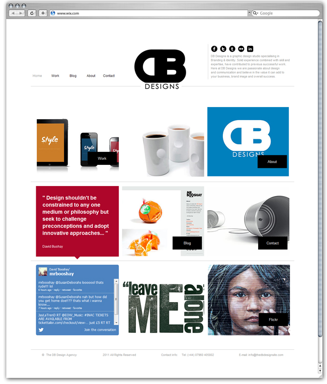 The DB Design Agency