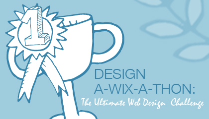 Design-A-Wix-A-Thon: The Ultimate Web Design Challenge