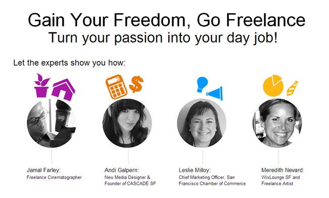 Go Freelance MeetUp in SF