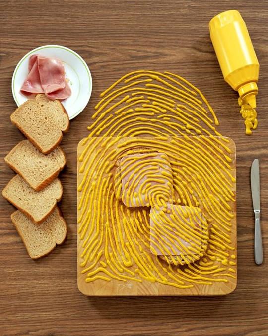 Coolest Pinterest Boards: Food Art