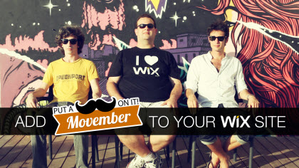 Add a Mustache badge to your website!