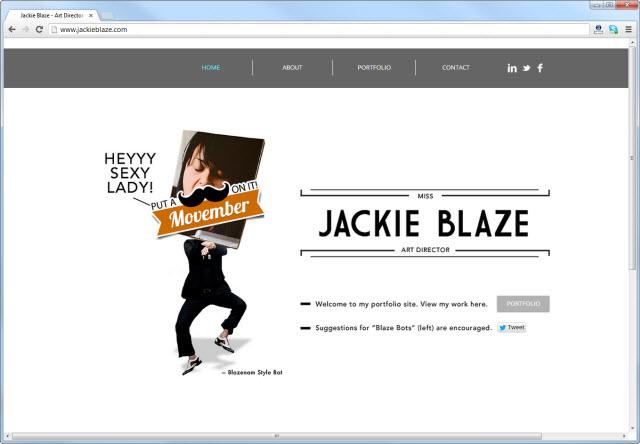 jackieblaze.com