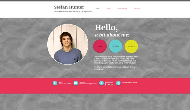 Stefan Hunter