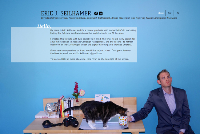 Eric Seilhamer