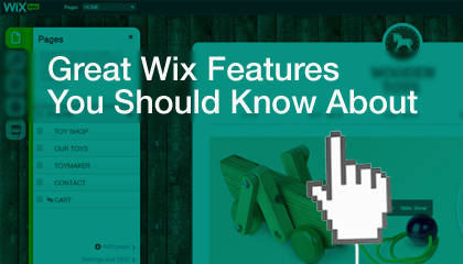 5 Great Wix Features You Should Know About #2