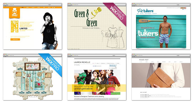 How to Create Your Own Amazing Site from a Wix Template