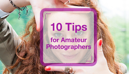 10 Pro Tips for Amateur Photographers
