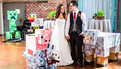 geeky weddings featured