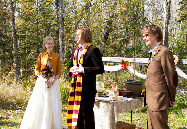Amazing Geek Weddings