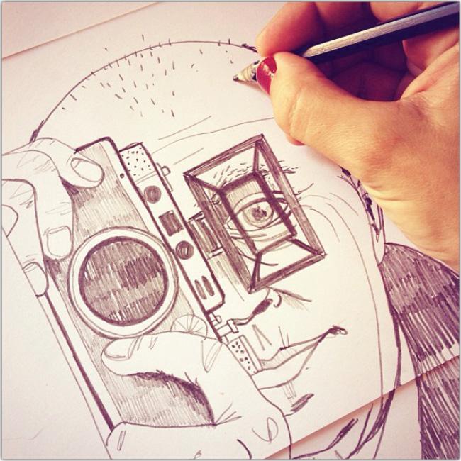 Art on Instagram