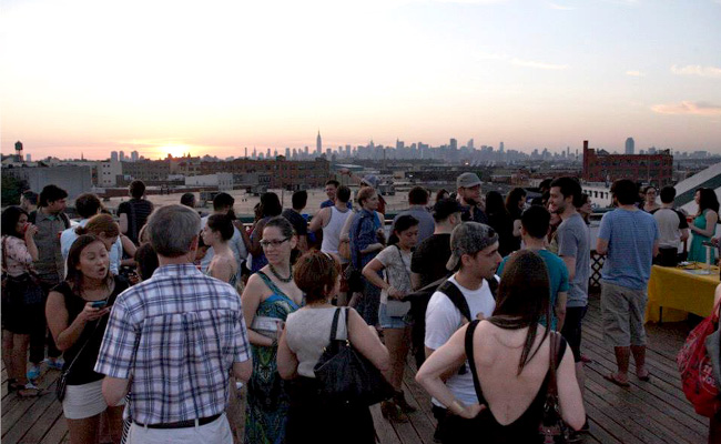 Wix Lounge NY Moves to a Big Apple Penthouse!