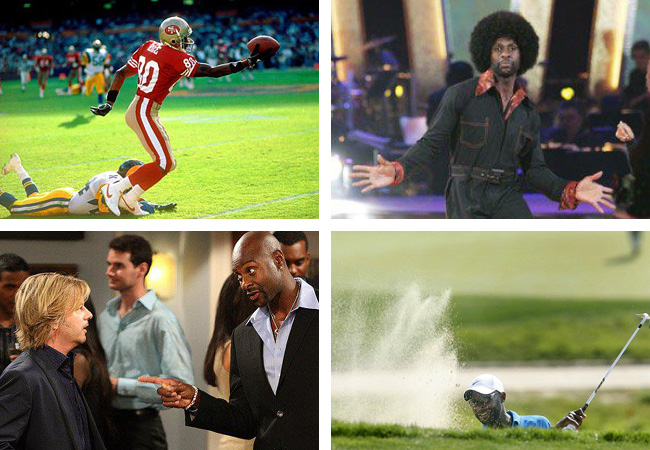 Design the Official Website for Jerry Rice & Win $10,000!