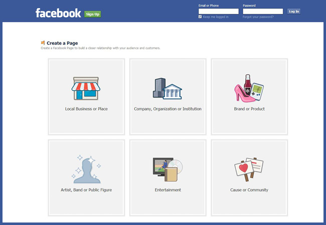5 Tips to Kickstart your Facebook Page