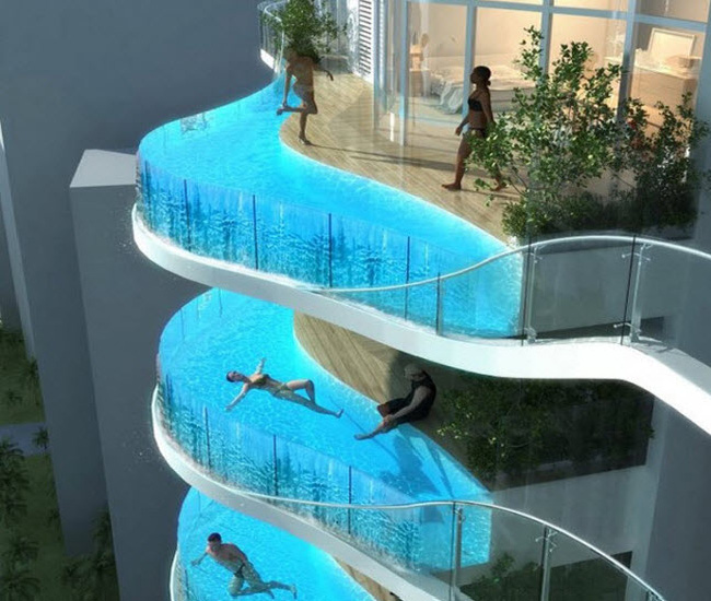 The World's Most Amazing Swimming Pools