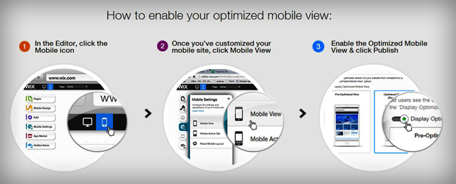 New Mobile Website Builder from Wix – Better, Faster and 100% Free!