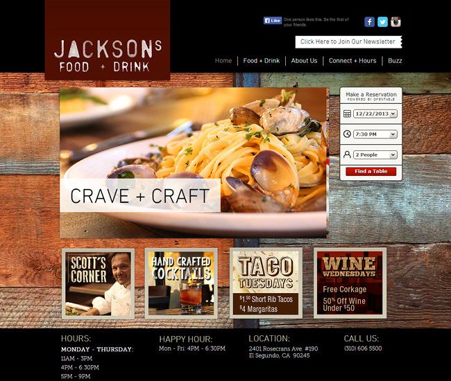 Jackson's Food