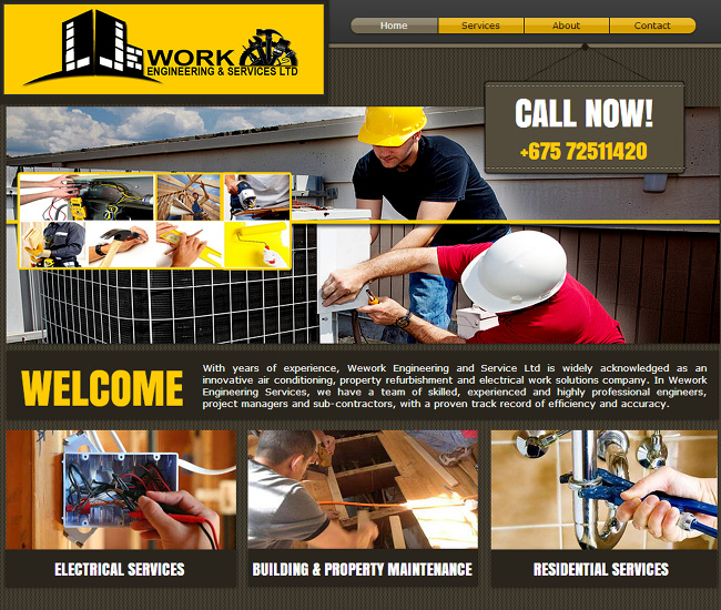 We Work Engineering and Services