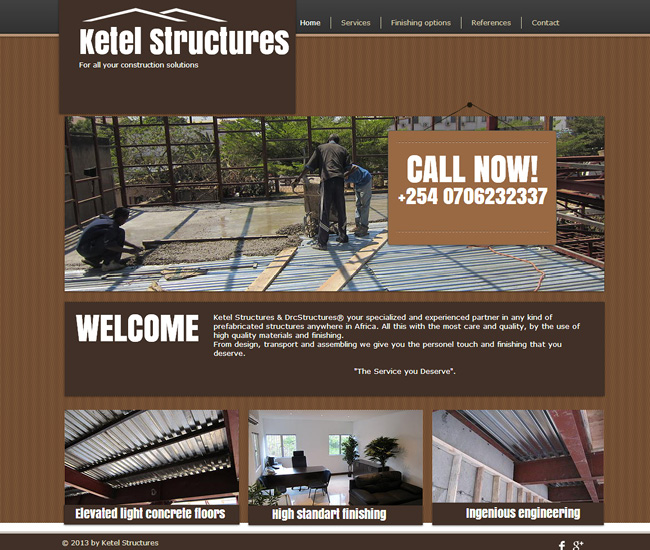 Ketel Structures