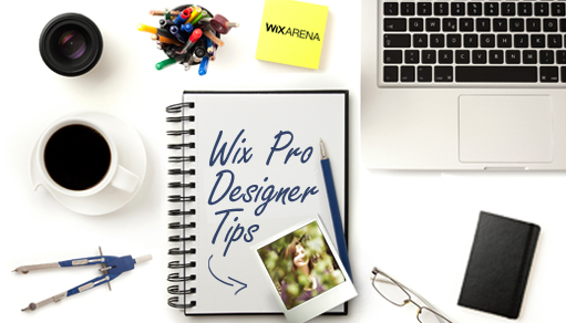 Web Design Inspiration with Wix Pro Lisa Erickson