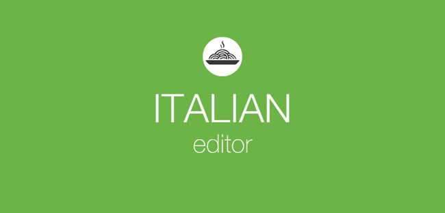 Wix Italian Editor