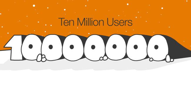 Wix Celebrates 10 Million Users