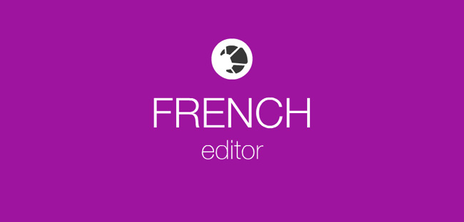 Wix French Editor