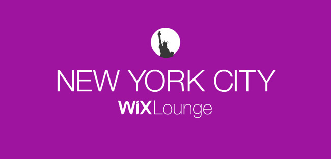 Wix Lounge Is Here