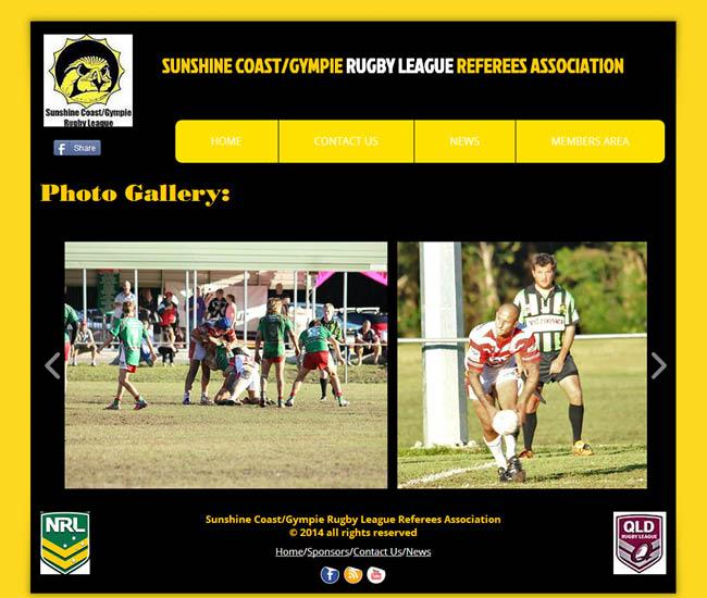 Sunshine Coast Referees