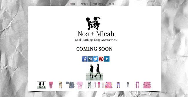 Noa and Micah