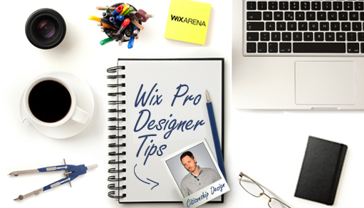 Meet Wix Pro Designer Derrick Spearman from Citisonship Design