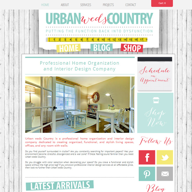 Urban Weds Country