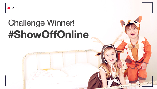 ShowOffOnline Winner
