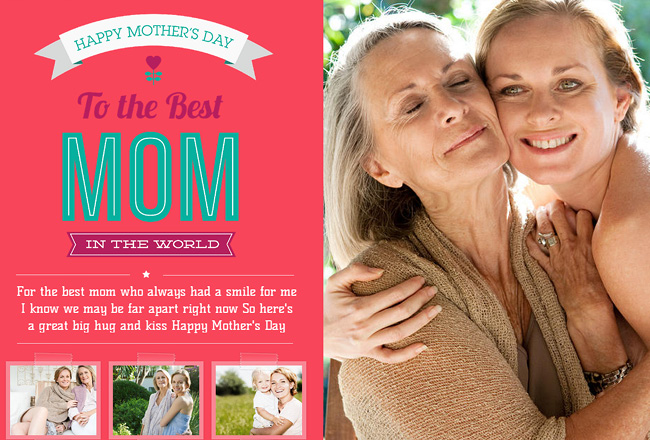 Mother's Day Alert! How to Make A Free Online Card for your Mom