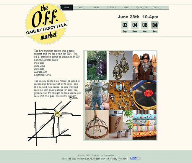 The O.F.F. Market