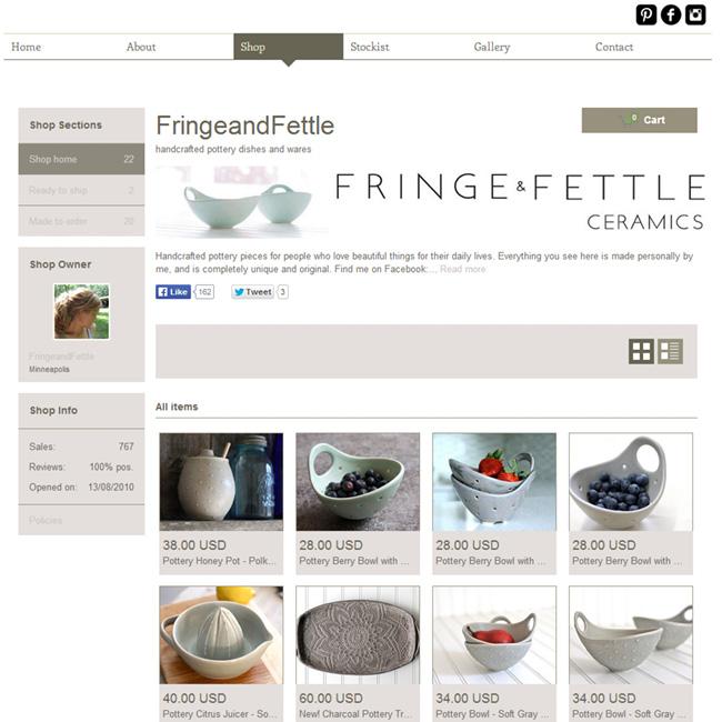 Fringe and Fettle