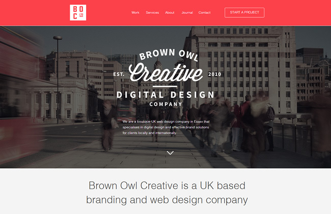 Brown Owl Creative