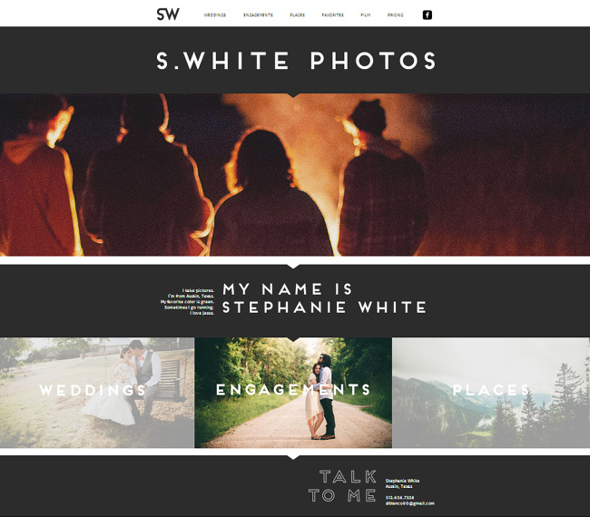 S White Photos