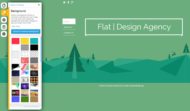 how to incorporate flat design3
