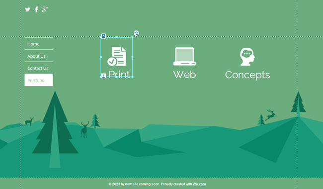how to incorporate flat design5