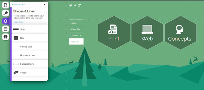 how to incorporate flat design6